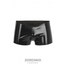 Men's Latex Panel Shorts