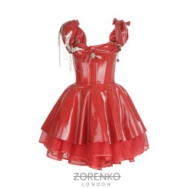 Latex Empress Corset/Dress