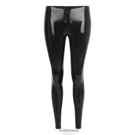 Onyx Latex Leggings