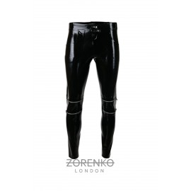 Men's Latex Jeans